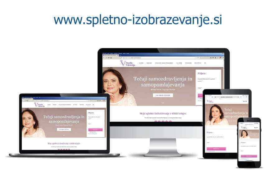 spletno izobraževanje